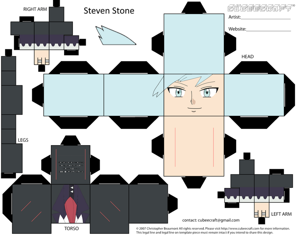 Steven Stone by RequestMaster