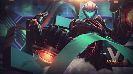 Vi: Assault and Battery by batangboss