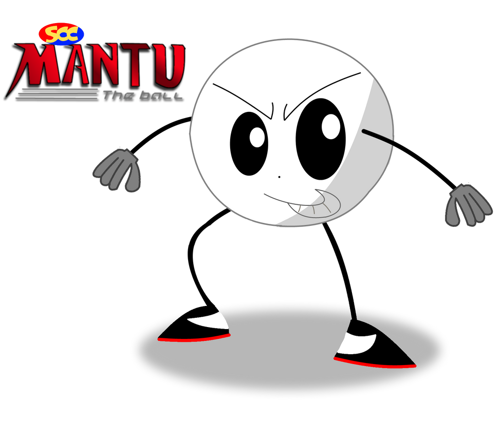 Mantu the Ball 2013 by smithandcompanytoons