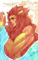 Il re senza corona by Sagita-D