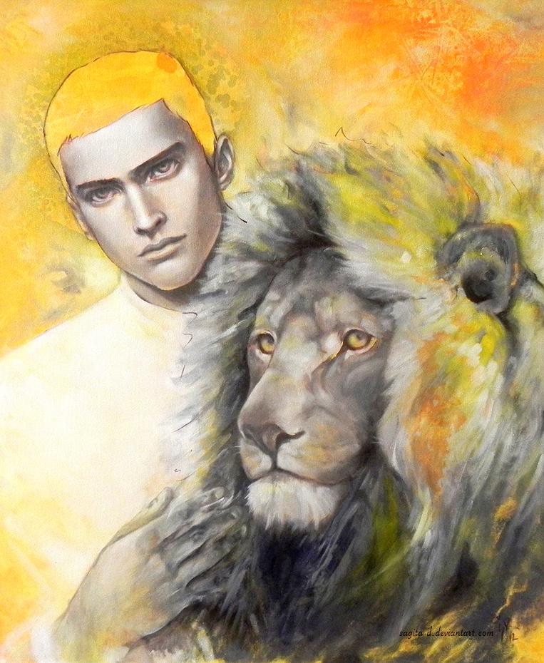 Gilgamesh: El Mito del Orgullo by Sagita-D
