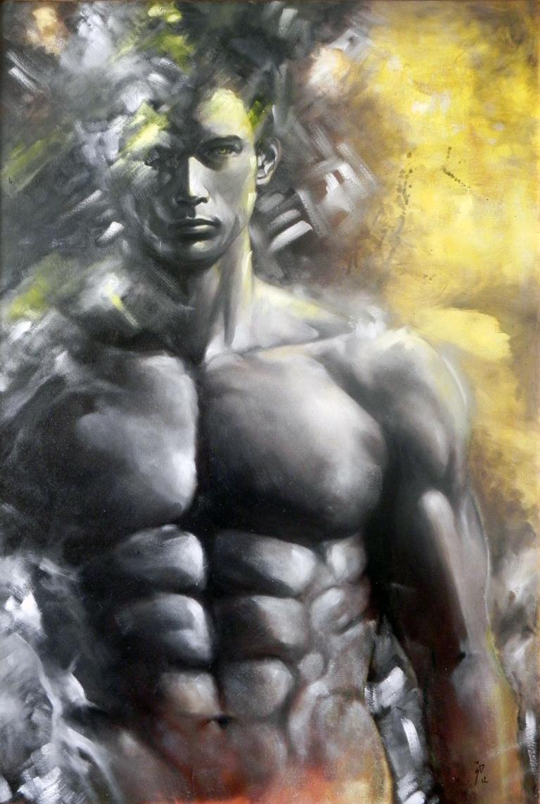 El Hombre Descompuesto by Sagita-D