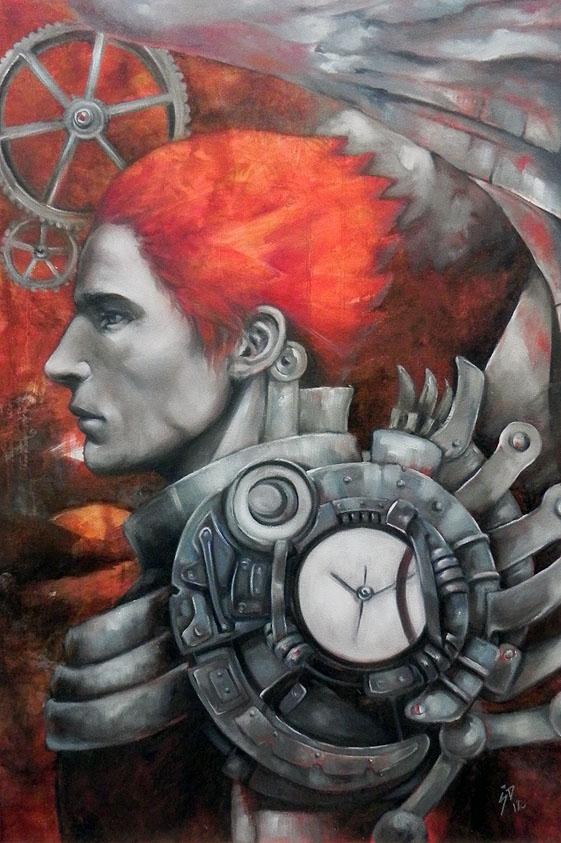 El Tiempo del Hombre by Sagita-D