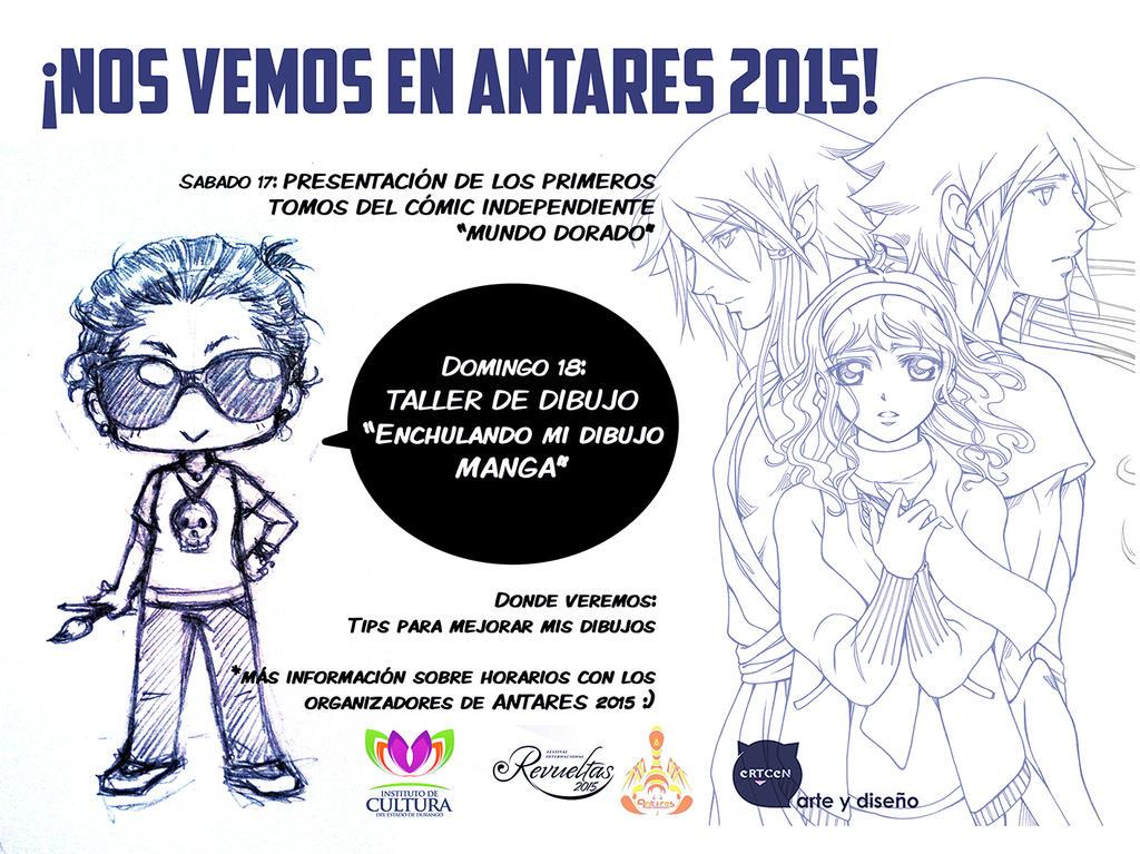 Promo Antares 2015 Curso by Sagita-D
