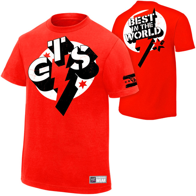 Cm Punk 39 S Best In The World T Shirt Edit By