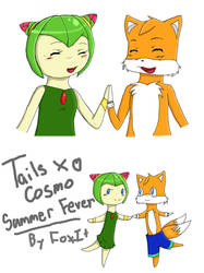 Tails x Cosmo