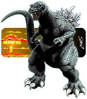 Godzilla - Atom-Age Monster