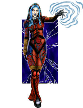 Illyria - God-King