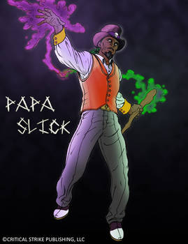 Papa Slick - Colors