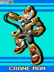 Mega Man Robot Master FC: Crane Man