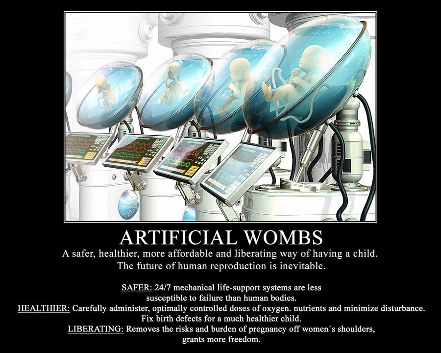 artificial wombs the future of human reproduction by