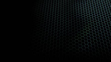 'Hexagon' Wallpaper