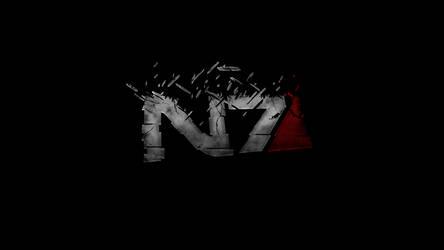 'N7' broken logo