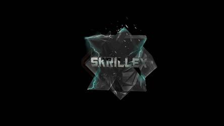 Skrillex 3D Logo