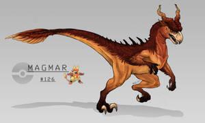 #126 Magmar
