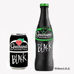 Guarana Antarctica Black