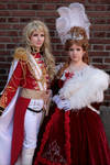 The Rose of Versailles: Oscar and Marie Antoinette