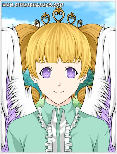 Angie the Enchatnress by AnimeGamerKitten