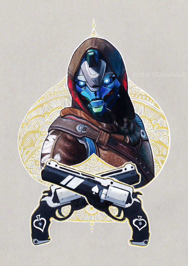 The Cayde-6 Unit by Emilymeganx