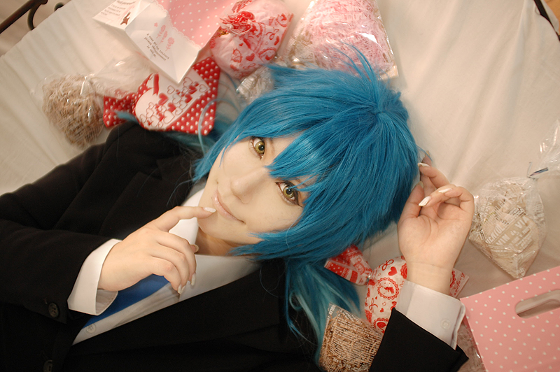 cosplay:DMMd Aoba by bittys