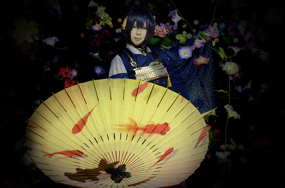 Summer in Japan / cosplay toukenranbu by bittys