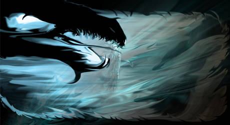 Dragonization by Raventheme