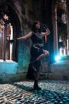 [Cosplay] Tifa Lockhart - Outdoor Shooting #006