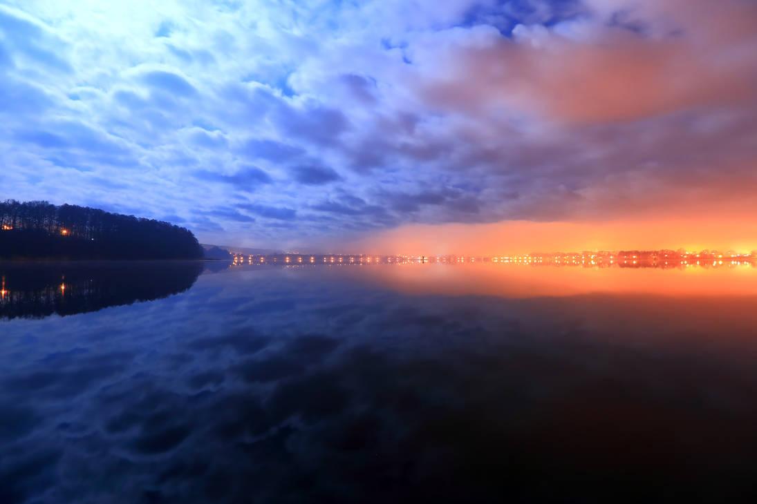 Lake of the lady... by qaxtx