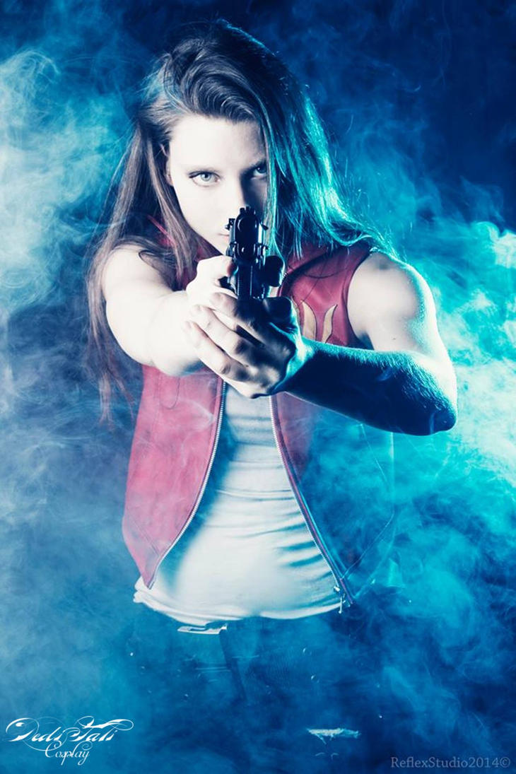 Claire Redfield - Afterlife by DediTati