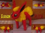 Flareon Plush