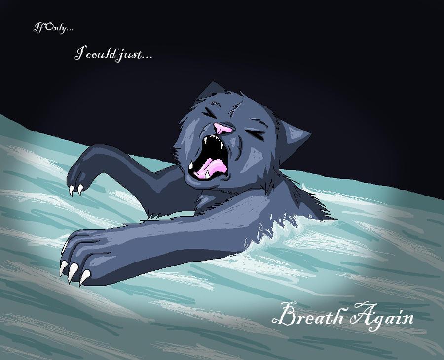 10. Breath Again by fluffylovey