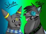 Shida and Hotaru -AT-
