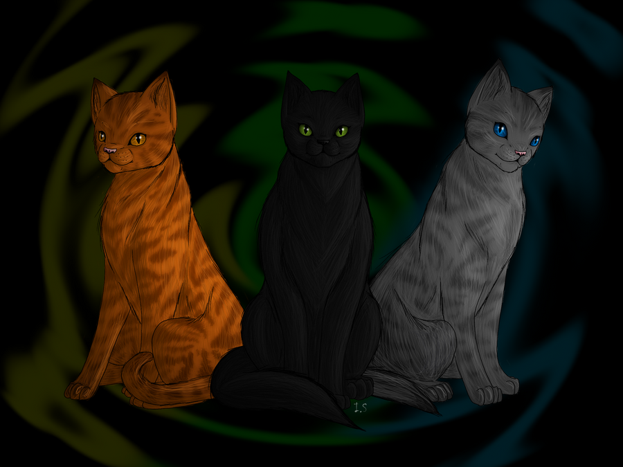 Warrior Cats Prophecy Powers
