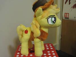 My Little Pony ~ Braeburn Plusie by fluffylovey