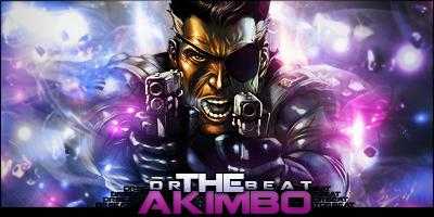The Akimbo by DrBeats