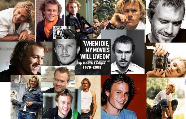 Heath Ledger icone per sempre requiem Sara Masvar