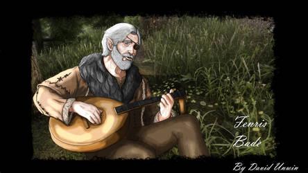 Fenris Playing Lute
