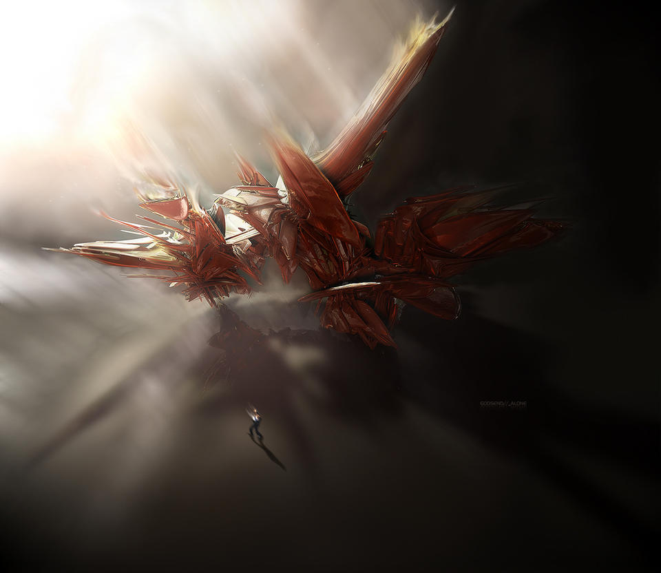 GODSEND _ALONE by Brandonc1