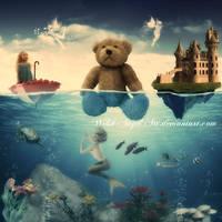 *adventure* by DaisyAmethystArt