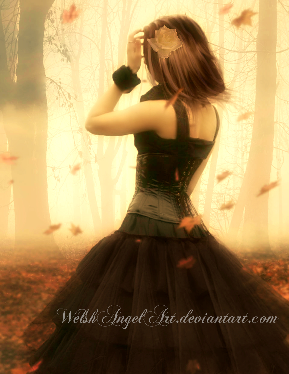 *autumn dreams* by BellaDreamArt