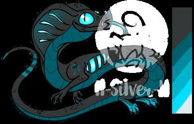 [MYO] Leggie - blue wave by ll-Silver-ll