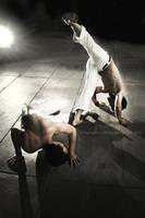Jogo De Capoeira by semangatmembara