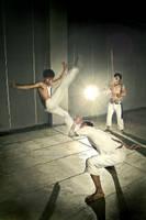 jogo de capoeira 2 by semangatmembara