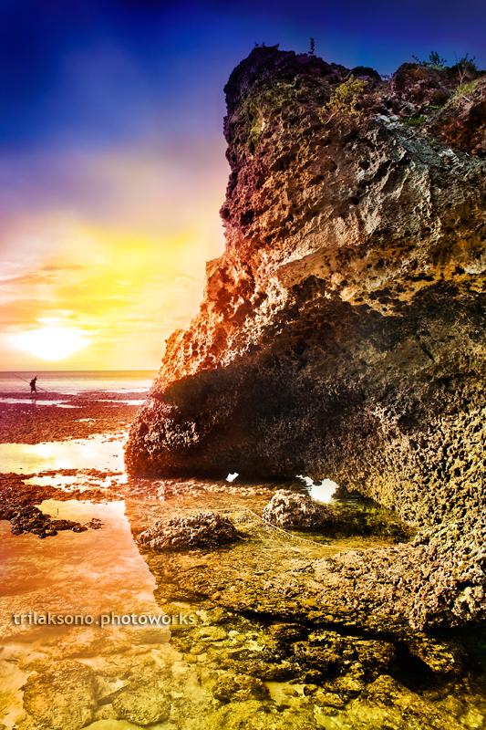 Bali Sunset by semangatmembara