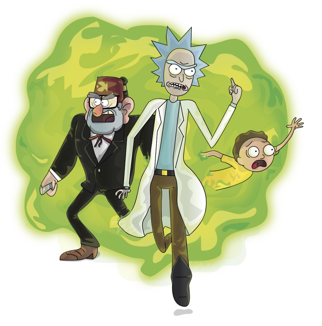 Rick And Morty Png : Discover and download free rick and morty png images on pngitem.