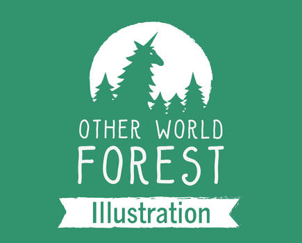 Other world Forest Logo