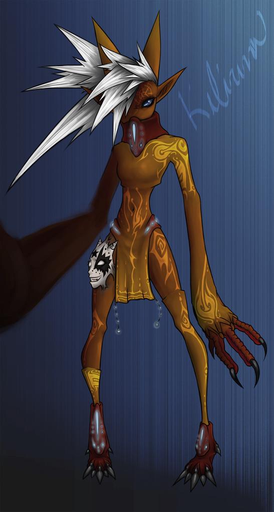 D.gray-man Akuma Concept by kilirina
