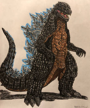 Godzilla (Legendary Style)