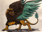 Griffin (Legendary Style)