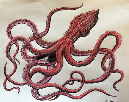 Mire Squid (Legendary Style)